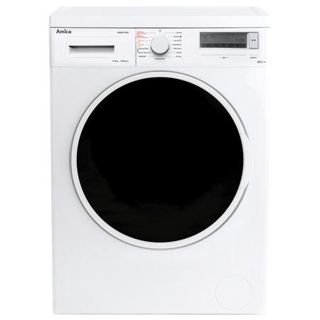 Amica AWDI914DG 9kg Wash 6kg Dry 1400rpm Freestanding Washer Dryer - White