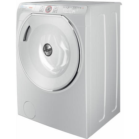 Hoover AWDPD6106LHO AXI WiFi Smart 10kg Wash 6kg Dry 1600rpm Freestanding Washer Dryer - White With White Door