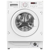 Amica AWDT814S 8kg Wash 6kg Dry 1400rpm Integrated Washer Dryer - White