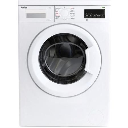 Amica AWI712S Classic 7kg 1200rpm Freestanding Washing Machine - White