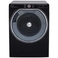 Hoover AWMPD610LH8B AXI Smart 10kg 1600 spin Freestanding Washing Machine With WiFi Connect - Black With Tinted Door