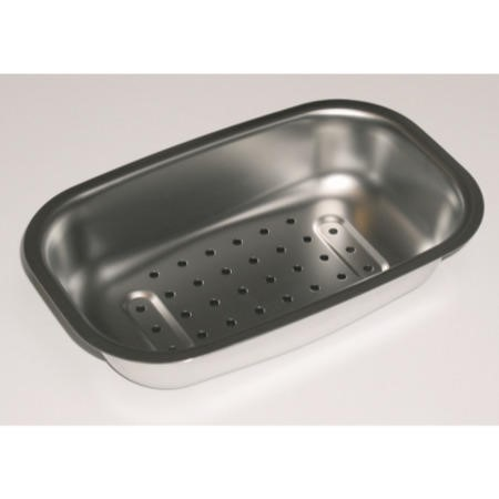 Reginox B0401RBA00GPZ B0401 Stainless Steel Colander For Selected Reginox Sinks