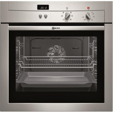 B14M42N3GB Neff B14M42N3GB built-in/under single oven Electric in Stainless steel