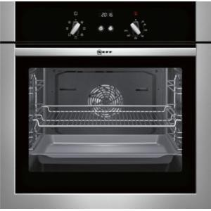 Neff B14M42N5GB built-in/under single oven Electric Built-in  in Stainless steel