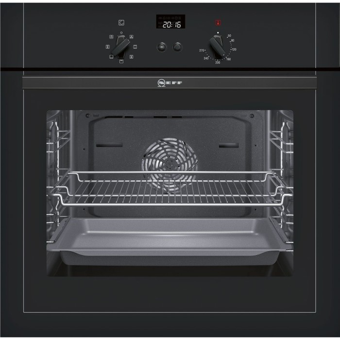 Neff B14m42s5gb Built In Under Single Oven Electric Built
