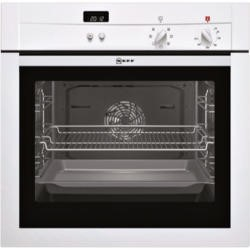 Neff B14M42W3GB built-in/under single oven Electric In White