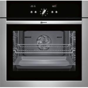 Neff B14P42N5GB built-in/under single oven Electric Built-in  in Stainless steel