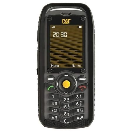 "CAT B25 Rugged Phone Black 2"" 2G Dual SIM Unlocked & SIM Free"