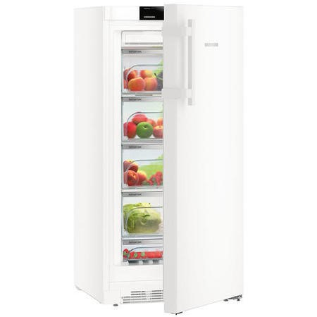 Liebherr B2850 Premium 125x60cm A+++ 5-drawer Freestanding BioFresh Fridge White