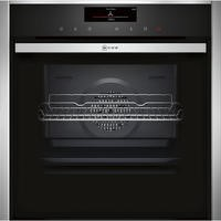 Neff B48FT78N1B FullSteam Multifunction Built-in Steam Oven Stainless Steel