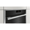 Neff B58VT68N0B Slide And Hide Electric Built-in Single Oven Stainless Steel