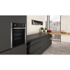 GRADE A2 - Neff B6ACH7HN0B N50 8 Function SlideAndHide Single Oven With Pyrolytic Cleaning - Stainless Steel