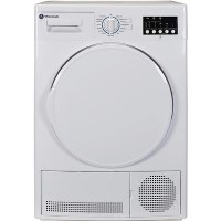 White Knight B93V7W 7kg Sensor Condenser Tumble Dryer - White