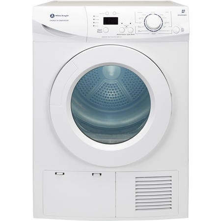 White Knight B96M8WR 8kg Freestanding Condenser Tumble Dryer - White