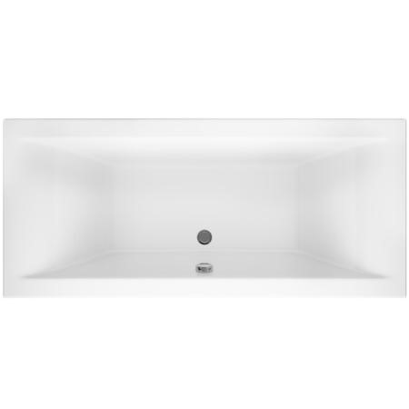 Jerez Square Style Double End Straight Standard Bath - 1700 x 750mm