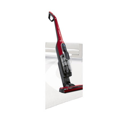 Bosch BCH625K2GB Athlet 25.2V Cordless Vacuum Cleaner Red