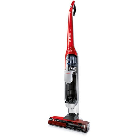 Bosch BCH6PETGB Athlet Animal Upright Cordless Vacuum Cleaner 0.9 L - Tornado Red