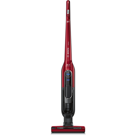 Bosch BCH6RE8KGB Athlet 18V LithiumPower Cordless Upright Vacuum Cleaner - Red