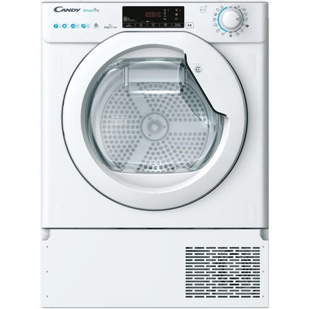 Candy BCTDH7A1TE-80 7kg Integrated Heat Pump Tumble Dryer