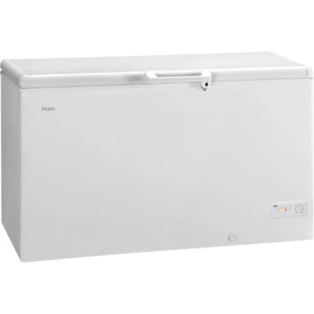 Haier BD-429RAA 141cm Wide 429 Litre Chest Freezer White