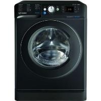 Indesit BDE861483XKUKN 8kg Wash 6kg Dry 1400rpm Freestanding Washer Dryer - Black