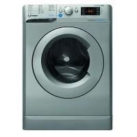 INDESIT BDE861483XSUKN Innex 8kg Wash 6kg Dry 1400rpm Freestanding Washer Dryer - Silver