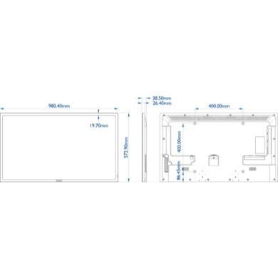 Philips BDL4220QL/00 42 Inch Full HD LED Display
