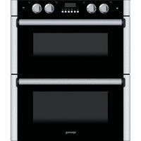 Gorenje BDU2136AX Multifunction Built-under Double Oven Stainless Steel