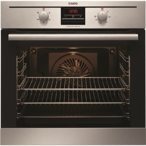 aeg competence oven instructions