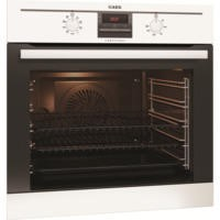 AEG BE3003021W MaxiKlasse Electric Built-in Single Oven - White