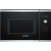 GRADE A2 - Bosch BEL553MS0B Serie 4 900W 25L Built-in Microwave With Grill - Stainless Steel