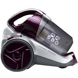 Hoover BF70_VS01002 Vision Reach 700W Bagless Pets Cylinder Vacuum Cleaner Silver & Purple