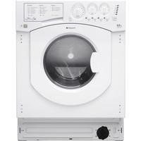 Hotpoint BHWD1291 6.5kg Wash 5kg Dry Integrated Washer Dryer