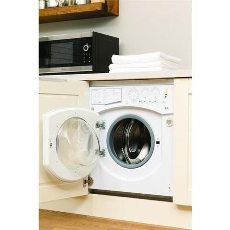 Hotpoint BHWD1291 6.5kg Wash 5kg Dry 1200rpm Integrated Washer Dryer