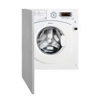 Hotpoint BHWDD74 7kg Wash 5kg Dry Integrated Washer Dryer