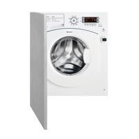 Hotpoint BHWDD74 7kg Wash 5kg Dry 1400rpm Integrated Washer Dryer