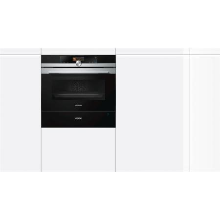 Siemens BI630CNS1B 14cm Height Warming Drawer Stainless Steel
