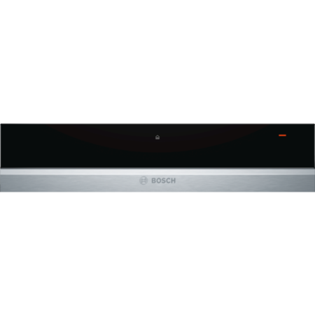 Bosch BIC630NS1B 14cm Height Push-pull Warming Drawer Stainless Steel