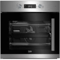 Beko BIF22300XL Left Hand Opening Electric Built-in Fan Single Oven Stainless Steel