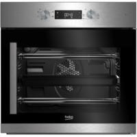 Beko BIF22300XR Right Hand Opening Electric Built-in Fan Single Oven Stainless Steel