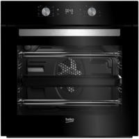 Beko BIM14300BC 8 Function Electric Built-in Single Oven With LED Programmer Black
