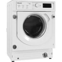 HOTPOINT BIWDHG861484 8kg Wash 6kg Dry Integrated Washer Dryer With Quiet Inverter Motor