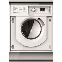 Hotpoint BIWDHL7128 7kg Wash 5kg Dry Integrated Washer Dryer With Efficient Inverter Motor - White