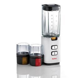Tefal BL142140 May15 Fruit Sensation Mini Glass Blender White