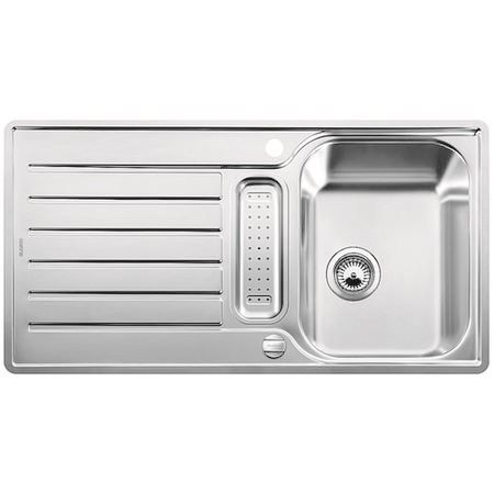 Blanco BL450841 Stainless Steel Sink Lantos 5S-IF