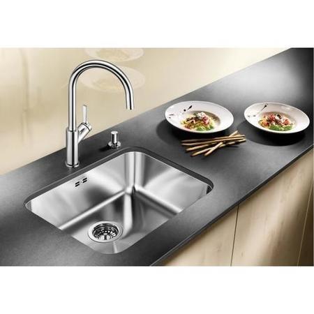 Stainless Steel Sink Blanco BL452615 Supra 500 U