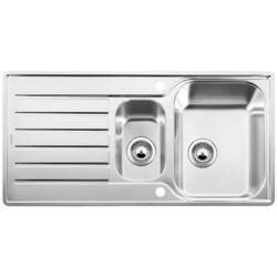Blanco BL453568 Stainless Steel Sink Blanco Lantos 6S-If