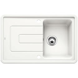 Blanco BL467807 Ceramic Sink Tolon 45S Cry. White