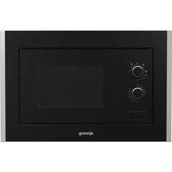 Gorenje BM171E2XG 17 Litre Built-in Microwave With Grill Euro Plug