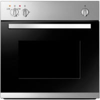 GRADE A3 - Baumatic BO610.5SS Stainless Steel Built-in Gas Single Oven